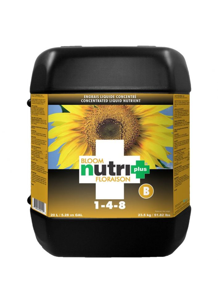 Nutri+ nutrient bloom b 20l