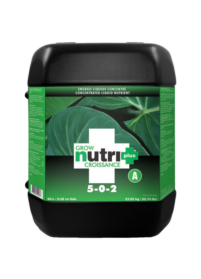 Nutri+ nutrient grow a 20l