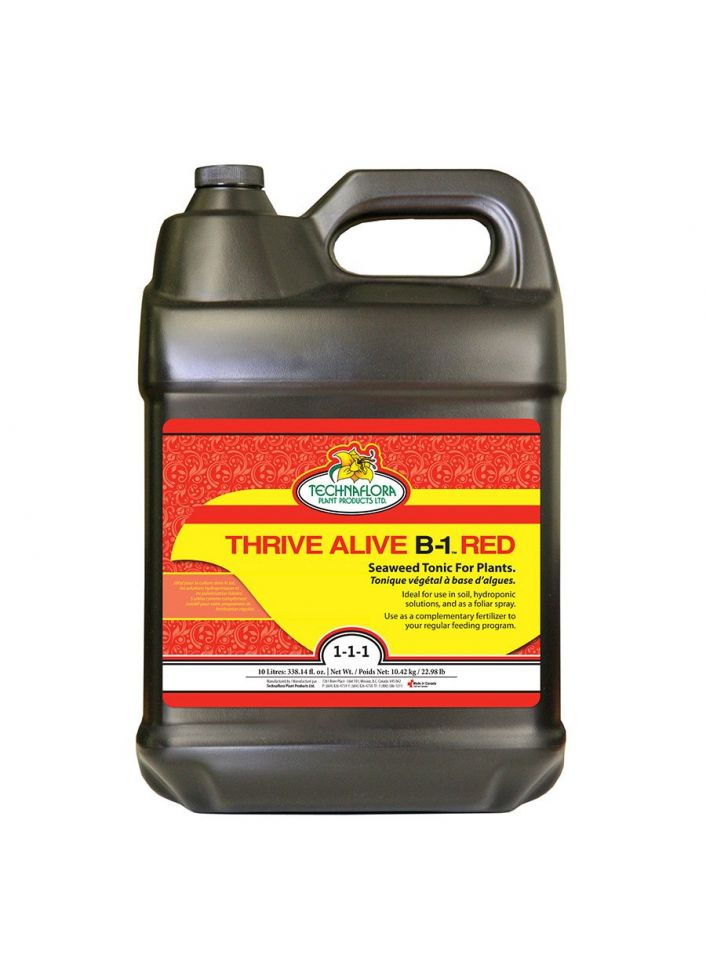 Technaflora thrive alive b1 red 10l