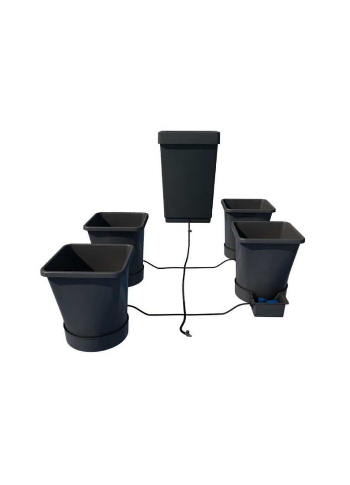 AUTOPOT - 4 POT XL SYSTEM KIT - 4 POT 25 L + RESERVOIR 47 L