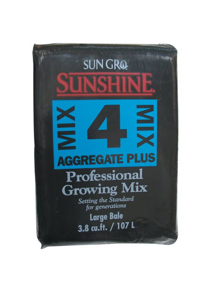 SUNSHINE MIX №4 3.8 CU. FT.