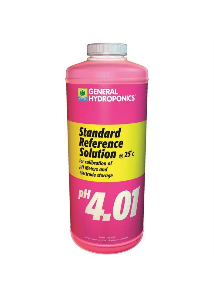 PH 4.01 CALIBRATION SOLUTION 1 QUART