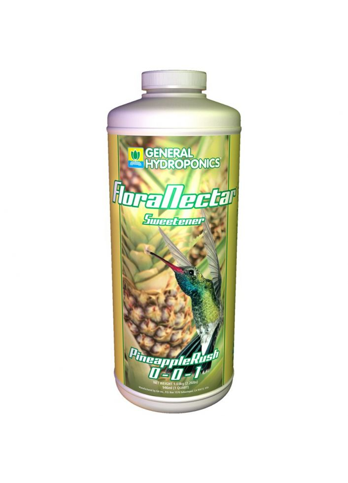 FLORA NECTAR PINEAPPLE 1 QUART