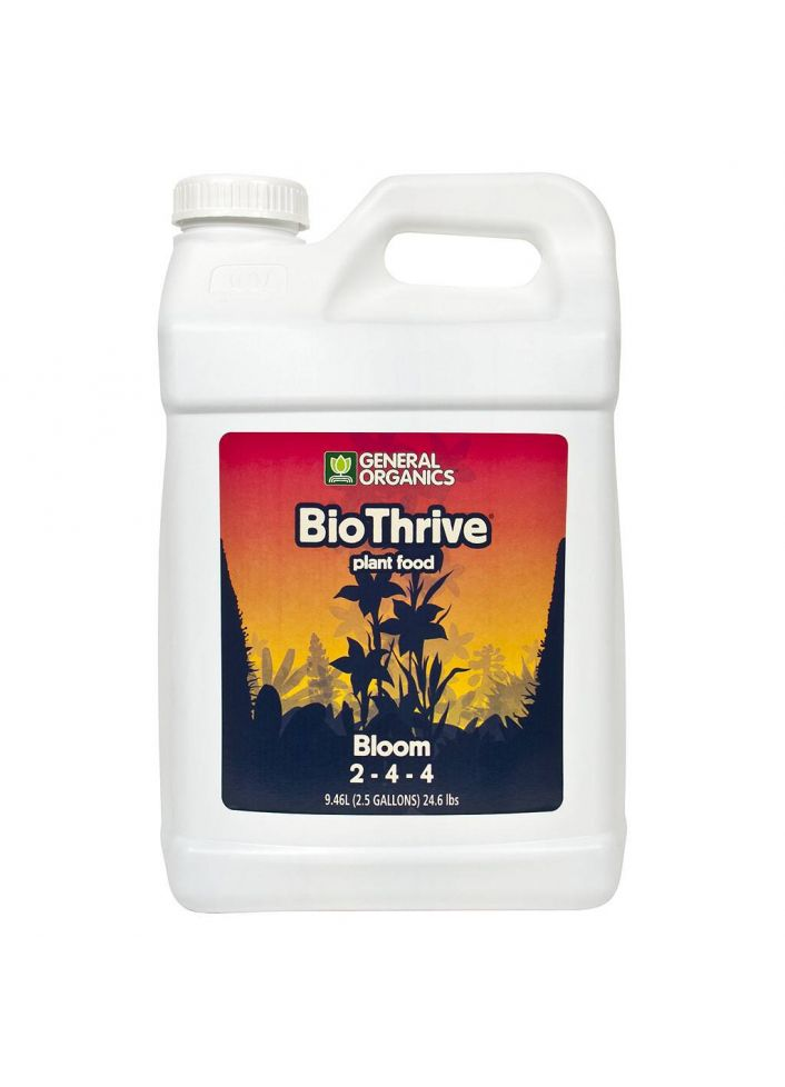 BIOTHRIVE BLOOM 2.5 GALLON