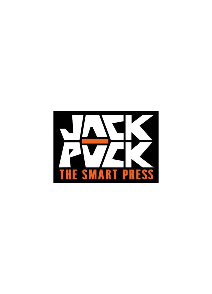 JACK PUCK 8 TONS ROUND PRESS