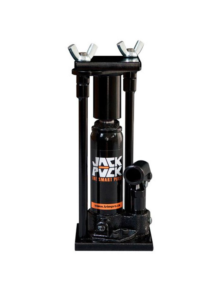 JACK PUCK 2 TONS SMALL ROUND PRESS